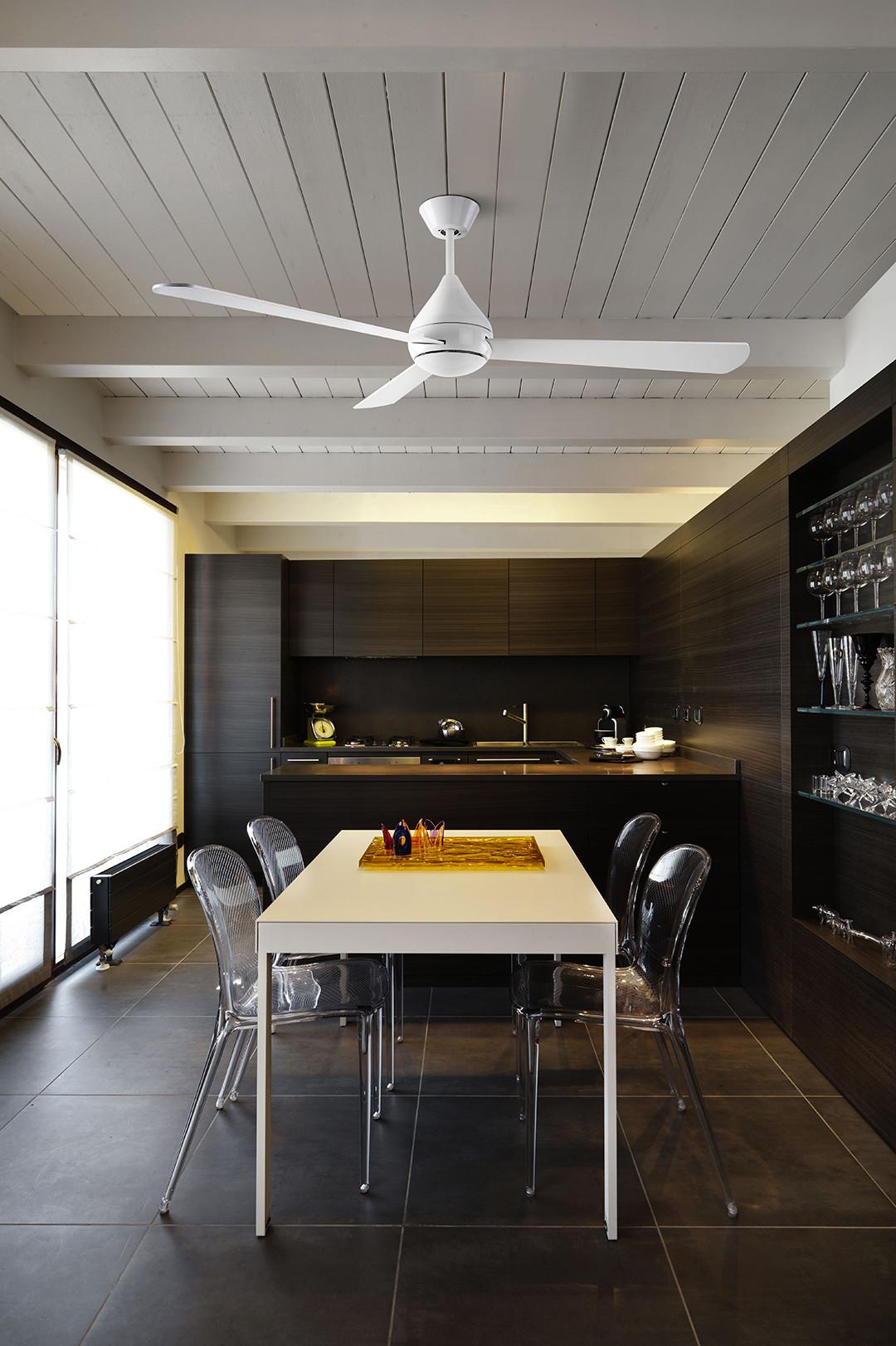 ventilateur de plafond tupai 132 cm couleur au choix. Black Bedroom Furniture Sets. Home Design Ideas