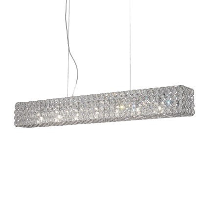 Suspension ADMIRAL luminaire de IDEAL LUX 7 lumières, lustre