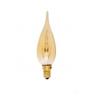 Ampoule GS4 grand siècle, Girard Sudron 18 watts Ambré E14 « éco enegi ».