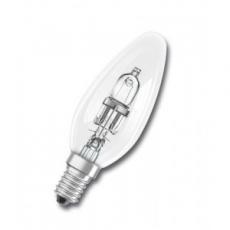 Ampoule flamme halogène cliare 42 watt égal à 60watt culot e14 lot de 1000 ampoules