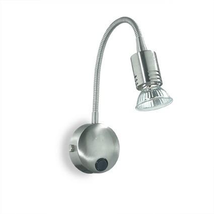 Applique FLEX luminaire de IDEAL LUX 1 lumière, création design, finition au choix