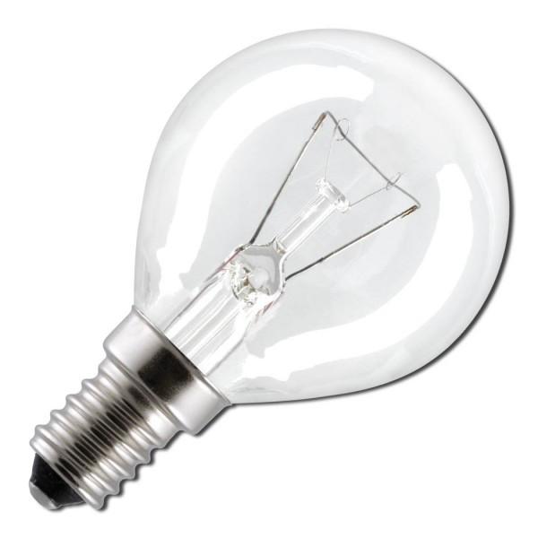 Lot de 50 ampoules 60 watts sphérique a vis e14
