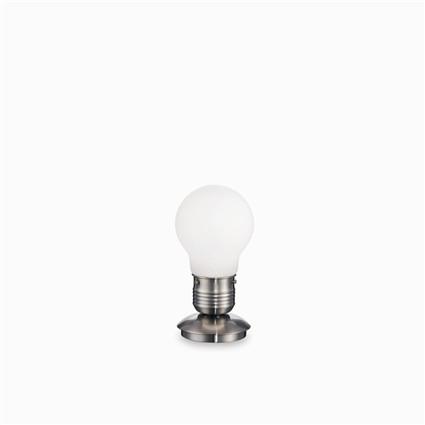 Lampe d'appoint LUCE BIANCO ø 15 luminaire de IDEAL LUX 1 lumière, lustre design