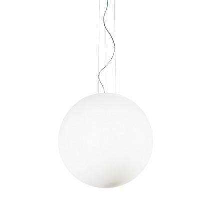 Suspension MAPA BIANCO luminaire de IDEAL LUX 1 lumière, lustre design