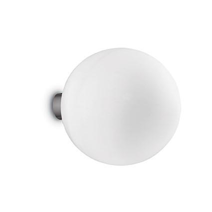 Applique MAPA BIANCO luminaire de IDEAL LUX 1 lumière, diamètres variables