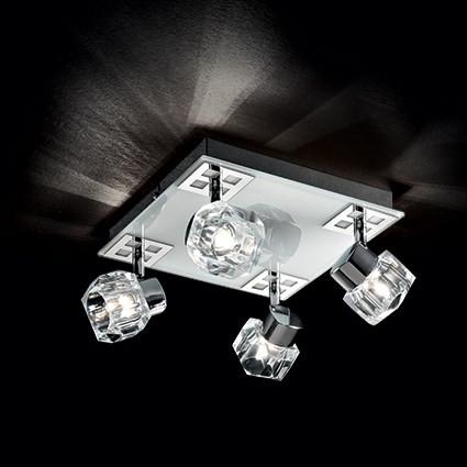 Luminaire 4 spots