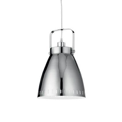 Suspension PRESA ø 27 luminaire de IDEAL LUX 1 lumière, lustre design, finition au choix