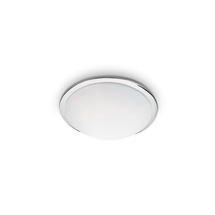 Plafonnier RING ø 35 luminaire de IDEAL LUX 3 lumières, création design