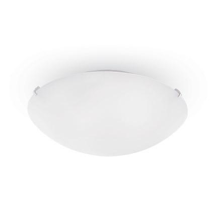 Plafonnier SIMPLY ø 50 luminaire de IDEAL LUX 4 lumières, création design