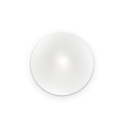 Applique SMARTIES BIANCO ø 14 luminaire de IDEAL LUX 1 lumière, lustre design