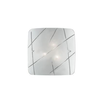 Plafonnier SOLCO luminaire de IDEAL LUX 3 lumières, création design