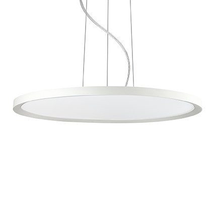 Suspension UFO luminaire LED de IDEAL LUX, taille au choix lustre design