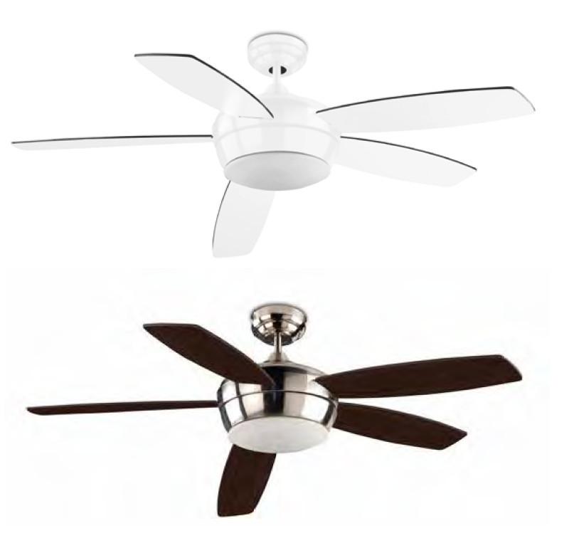 Ventilateur de plafond lumineux 3 vitesses gamme Samal