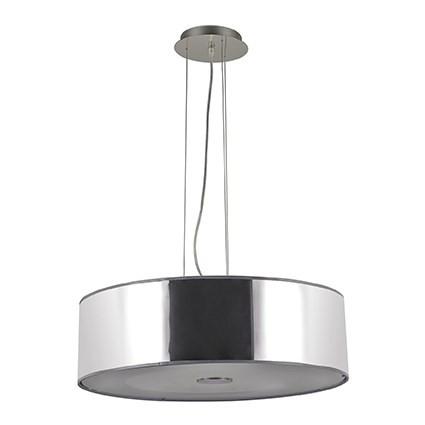 Suspension WOODY luminaire de IDEAL LUX 5 lumières, lustre design
