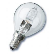 ampoule sphérique ronde économique xénon e14