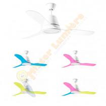 Ventilateur de plafond LED TIGA LEDS CA 30-3249 silencieux