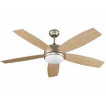 33313 ventilateur de plafond VANU nickel mat Faro