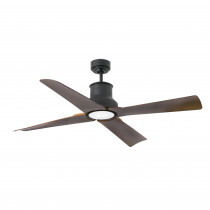 33481 ventilateur de plafond WINCHE Faro Led marron