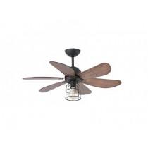 33703 ventilateur de plafond CHICAGO faro style industriel vintage