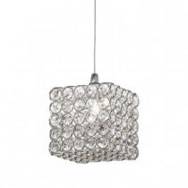 Suspension ADMIRAL luminaire de IDEAL LUX  lumières, lustre design Chrome Or