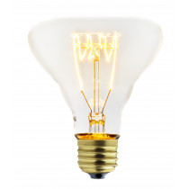 Ampoule décorative filament incandescent vintage, ampoule edison