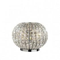 Lampe CALYPSO luminaire de IDEAL LUX  lumières, lustre design Chrome Or