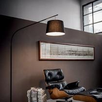 Lampe haute DADDY luminaire de IDEAL LUX 1 lumière, création design