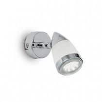 Applique FARO ø 10 luminaire de IDEAL LUX 1 spot, création design