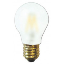 Ampoule filament LED 4 watt forme standard  E27 OPALE DEPOLIE
