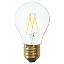 Ampoule filament LED 4 watt forme standard  E27 transparent