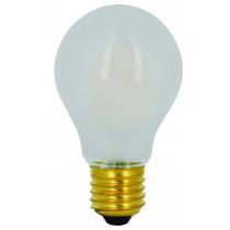 Ampoule filament LED 7 watt forme standard  E27 OPALE DEPOLIE