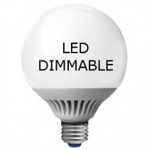 Ampoule LED globe dimmable