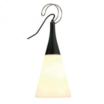 luminaire d'extérieur portatif suspendre ou poser PLENUM SWING anthracite