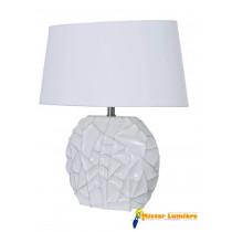 Lampe à poser en céramique gamme « sofia » grand modèleLampe à poser en céramique gamme « sofia » grand modèle