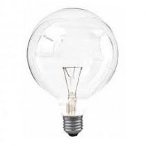 Ampoule globe incandescente 100 watt diamètre 80 culot e27