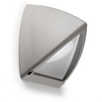 Applique d'extérieur, gamme piramid, gris