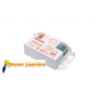 Ballast électronique pour ampoule 2G7, 11 watts