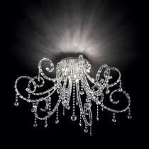 Applique FIORE ø 96 luminaire LED de IDEAL LUX 10 lumières, création design
