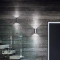 Applique HOT luminaire de IDEAL LUX 2 lumières, création design