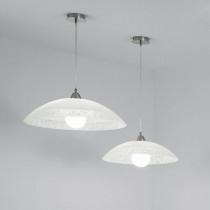 Suspension LANA ø 60 luminaire de IDEAL LUX 1 lumière, lustre design coloris au choix