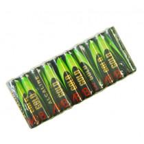 Piles LR03 blister de 10 piles
