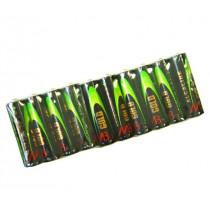 Piles LR6 blister de 10 piles