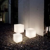 Lampe extérieure Luna de IDEAL LUX taille au choix