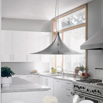 Suspension MANDARIN ø 50 luminaire de IDEAL LUX 1 lumière, lustre design, finition au choix