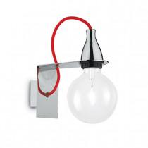 Applique MINIMAL luminaire de IDEAL LUX 1 lumière, lustre design, coloris au choix