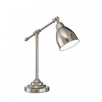 Lampe d'appoint NEWTON Ø 17 luminaire de IDEAL LUX 1 lumière, création design, finition au choix