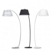 Lampe haute PAGODA ø 37 luminaire de IDEAL LUX 1 lumière, création design, finition au choix
