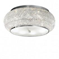 Plafonnnier PASHA luminaire de IDEAL LUX lustre design