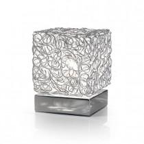 Lampe d'appoint QUADRO luminaire de IDEAL LUX 1 lumière, lustre design