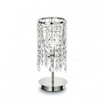 Lampe ROYAL luminaire de IDEAL LUX 15 lumières, design cristal